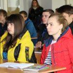 В Покровском ДонНТУ прошла встреча представителей центра занятости со студентами, фото-2