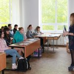 В Покровском ДонНТУ прошла встреча представителей центра занятости со студентами, фото-3