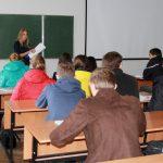 В Покровском ДонНТУ прошла встреча представителей центра занятости со студентами, фото-5